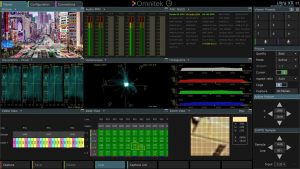 Oscilloscope Vecteurscope SDI 12G