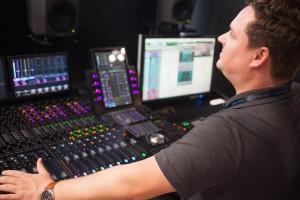 Will Files et la surface de contrôle Avid Pro Tools S6