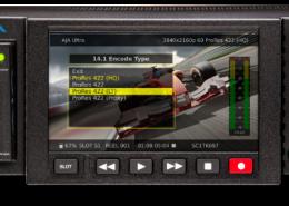 Le lecteur enregistreur 4K AJA Ki Pro Ultra
