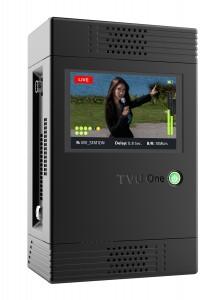 Le système de transmission cellulaire TVU One TM1000 de TVU Networks