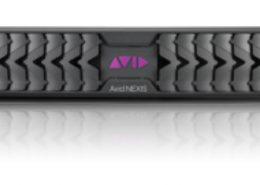 Avid Nexis E2, stockage évolutif et sécurisé pour les petites et grandes entreprises média.