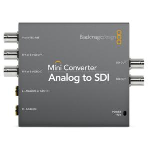 Mini Converter – Analog to SDI 2