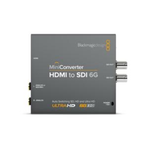 Mini Converter – HDMI to SDI 6G