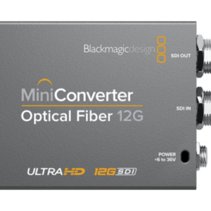 Mini Converter – Optical Fiber 12G