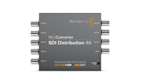 Mini Converter – SDI Distribution 4K