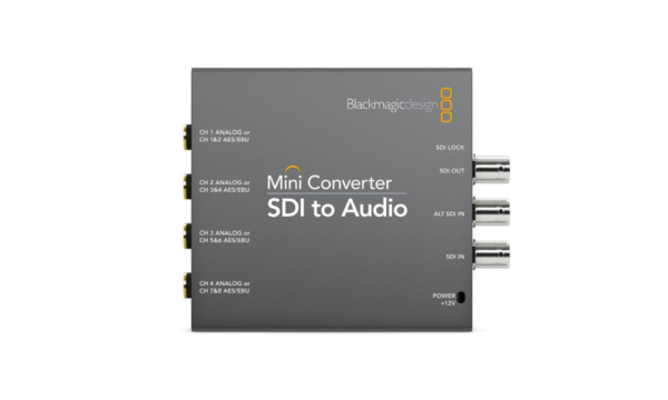 Mini Converter – SDI to Audio